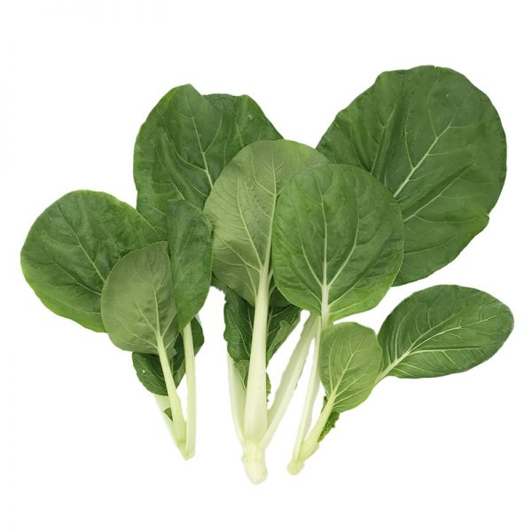 有機黑葉小白菜 (300g)